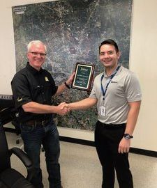 Triple-S Compost begins 2020 with top worker safety award
